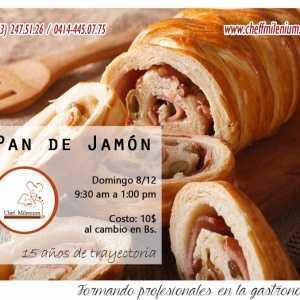 PAN DE JAMÓN  – 8 DE DICIEMBRE