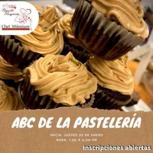 ABC DE LA PASTELERÍA