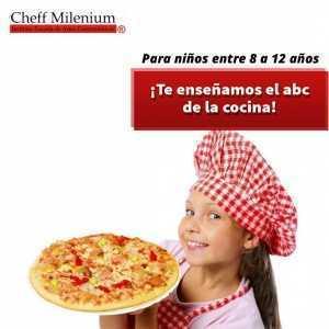 ABC de la cocina para niños