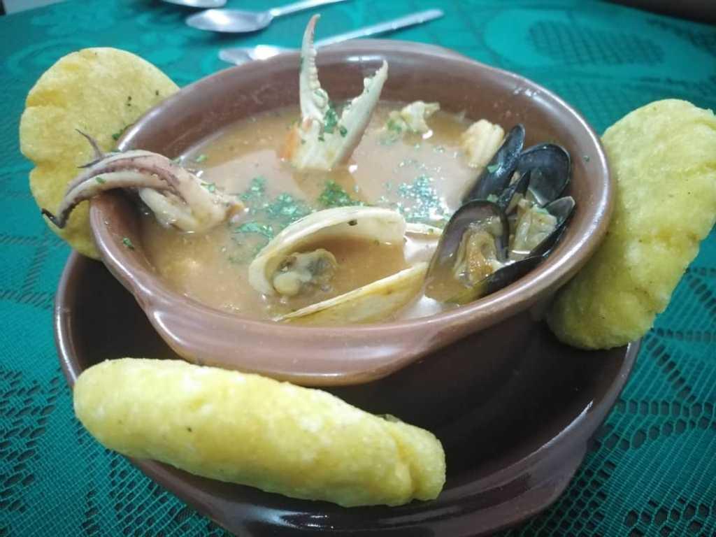 Primera prueba de cocina venezolana turno vespertino, Chef carolina monduc
