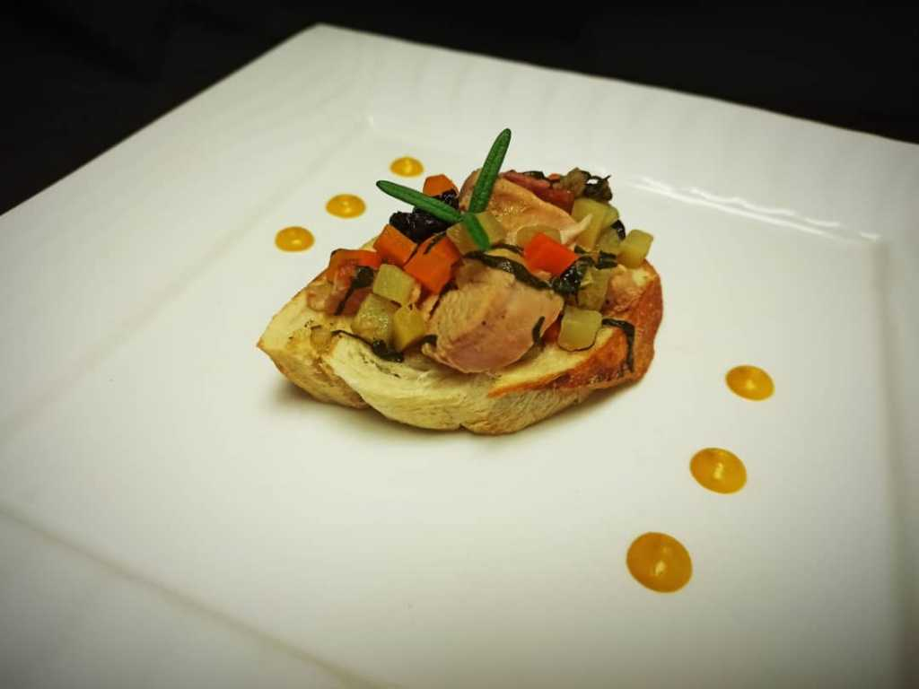 Cocina del Caribe